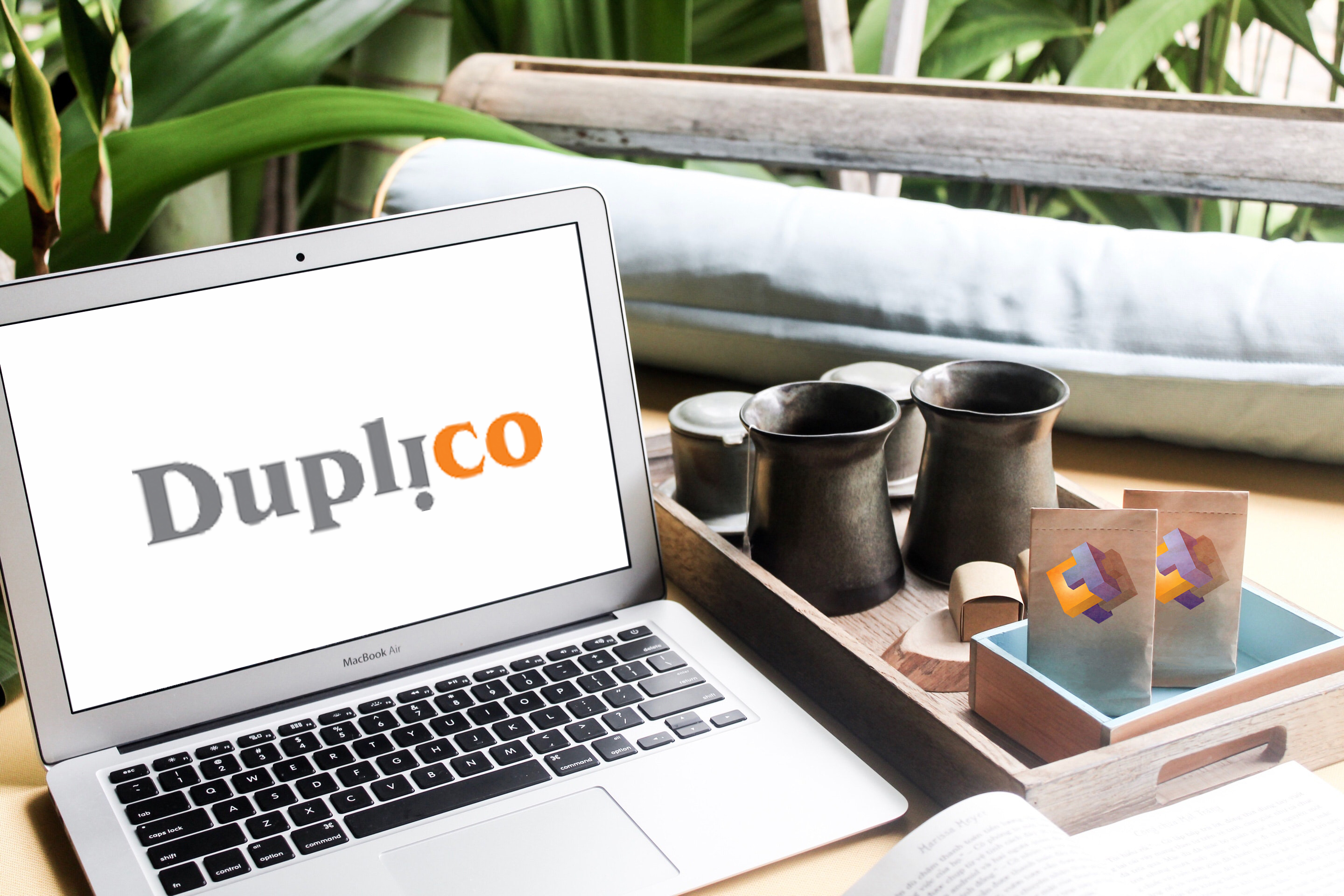 DUPLICO – new project & new clients